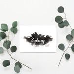 Sydney Skyline Greeting Card