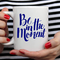 Be in the Moment Quote Decal Sticker|  Gift | Present
