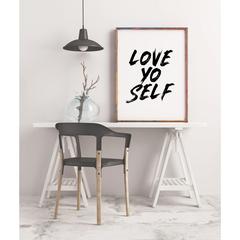 Love Yo Self A5 Art Print
