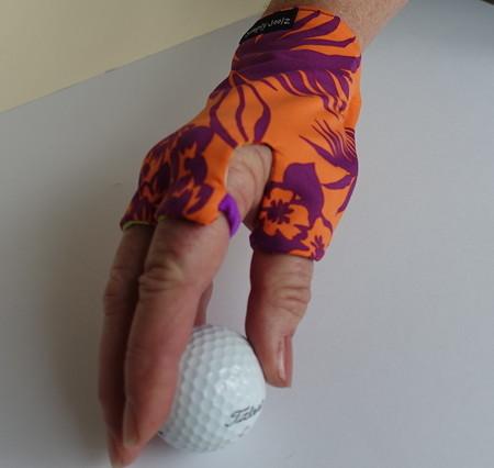 Glove: sun protective, fingerless, lycra, sunglove,  sun protection clothing