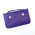 Elliot Coin/Card Pouch: Purple