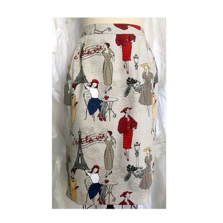 Stylish Sister. Size S. AU Size 8/10.  Parisian inspired pencil skirt. Vegan