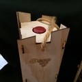 Wooden Wine Gift Box
