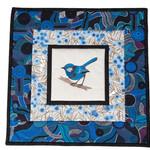 Australiana table centre - Blue Wren