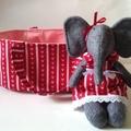 Hearts Elephant set.