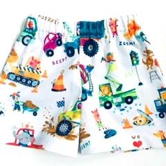 """Size 3 - """"Beep Beep"""" Shorts"""