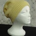 Unisex adult hand knit Slouchy-beanieStellar 2/4