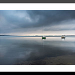 Storm over Lake Macquarie Fine Art Print
