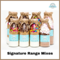 Decadent HOT CHOCOLATE Mix in a bottle.  - makes 2 or 4 large mugs