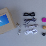 DIY gift kit, do it yourself, craft kit, DIY kit, craft activity kids, key rings