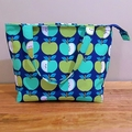 Apples - Insulated Lunch Bag Large