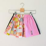 Size 2 - Twig Twirly Skirt - Houses