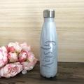 Stainless Steel Water Bottle, Custom drink bottle, personalised water bottle