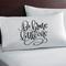 Dream Big pillow cases. Wedding, anniversary Gift engagement