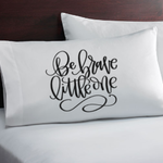Dream Big pillow cases. Wedding, anniversary Gift engagement