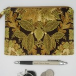 Handbag Accessory Pouch - Jewellery Pouch - Autumn Design