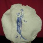 Ladies After Shower Towel Cap---  WM2