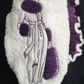 Ladies After Shower Towel Cap-WOM10-WOM12 Page 2