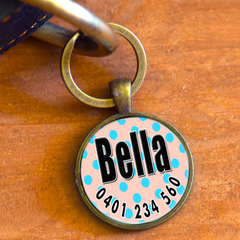 Dog Tags, Pet Tag, Pet ID Tag, Pet Name,Dog Name Tags - Personalized