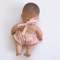 Lace Heart Romper - 21cm Doll Clothes - Ally Doll Co.