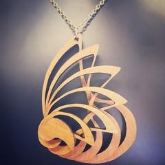 """""""Nautilus"""" pendant"""