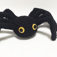 Sammy the Crocheted Spider
