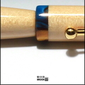 The Noosa. A Quality Handmade Wooden Pen
