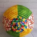 Balloon Ball: Colourful Caterpiller