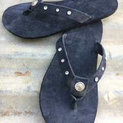 Leather thongs/sandals