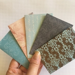 Birthday Gift Card Holder envelope - 5 per pack