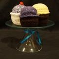 Crochet Muffin Set
