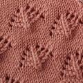 Little Vest - Hand Knitted - Size 1 - 100% Australian Merino Wool