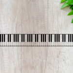 Piano - Full Sized Decal