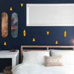 Triangle Hand Drawn Wall Decals