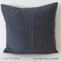 Cushion Cover, Pink Robin,  Bird, Wildlife, Throw Pillow,  Gift idea