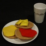 Felt pancake set