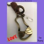 LOVE - keyring/bagcharm