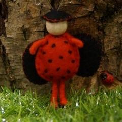 Little critter yarn doll 5