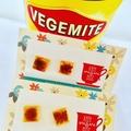 Vegemite studs - Vegemite on Toast studs - Vegemite Toast polymer clay earrings