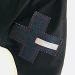 Custom Spot - Twig Patch Pants - Navy / Denim Cross or Heart