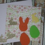 Make a Card Kit 4 Children's Parties ~ Great for Goodies Bags ~ Easter Card DIY