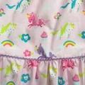 "Size 6 - ""Over the Rainbow"" Unicorn Party Dress"