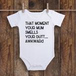 Funny Baby Onesie, Baby Girl Onesie, Baby Shower Gift, Funny Baby, newborn