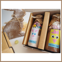 "EASTER ""BUNNY & FRIEND"" Gift Pack - Contains 2 of our delicious & decadent mixes"