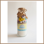 LARGE EASTER Cookie Mix in a bottle. Makes 12 delicious cookies