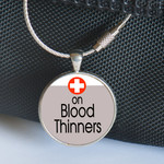 Medical Alert, Medic Alert Bag Tag - Blood Thinners
