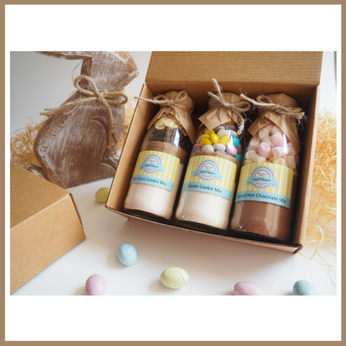 Signature easter gift pack contains 3 of our delicious decadent signature easter gift pack contains 3 of our delicious decadent small mixes negle Choice Image