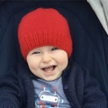 *Grow Set Special * 4 beanies (New born to 3 yrs +): Unisex , washable