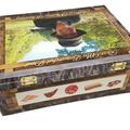 'In Memory Of' Memorial Wooden Keepsake Treasure Trinket Box