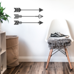 Set of 3 Arrow Large Wall Decals
